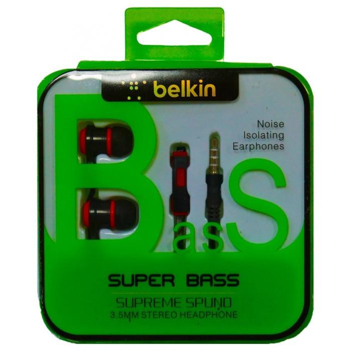 """НАУШНИКИ """"BELKIN"""" EARPODS DESIGN"""