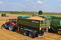 Бункер перегрузчик зерна ПБН-30. Бункер-накопитель перегрузочный Украина