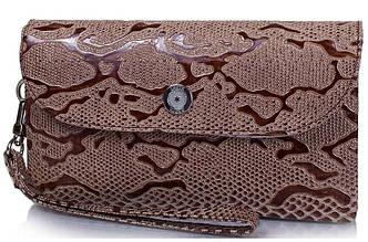 Кожаные и текстильные вечерние сумочки и клатчи, с ручкой и без a4f4e81b682