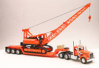 Модель грузовика 1:32 Kenworth Big Rig W/Crane