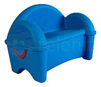 Детская скамейка Tobi toys Разные цвета!