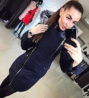 """Женское зимнее пальто """"Москино зима"""" от производителя"""