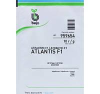 Семена огурца Атлантис F1 / Atlantis F1 (Бейо / Bejo) 10 г - пчелоопыляемый, ранний гибрид (42-45 дней)