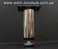 Ножка метал. регулируемая 30/100 хром
