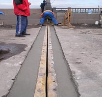Конструкционный ремонт - на холоде - срочный ремонт