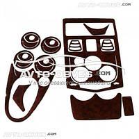 Декоративные накладки на панель приборов для Logan I 2004-2008