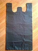 Полиэтиленовые пакеты 50-90 см/ 50шт.уп., майка-багажка тип BMW от производителя, Киев