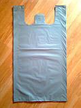 Полиэтиленовые пакеты 50-90 см/ 50 шт.уп., пакет майка-багажка тип BMW, плотные прочные от производителя, Киев, фото 2