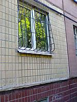 Металлические решетки на окна и двери