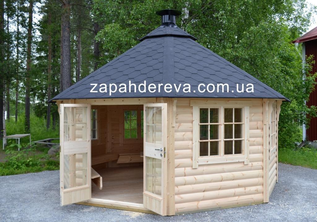 Блок-хаус Верхньодніпровськ ( блокхаус, блок хауз )