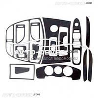 Тюнінг торпедо Чері Тігго великий комплект з 16 елементів (наклейки)