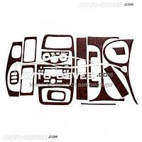Тюнинг панели проборов (торпедо) Nissan Primastar 2007-2011, из 18 элем