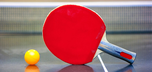 Ракетки для настільного тенісу, накладки, чохли