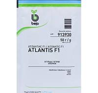 Семена огурца Атлантис F1 / Atlantis F1 (Бейо / Bejo) 50 г - пчелоопыляемый, ранний гибрид (42-45 дней)
