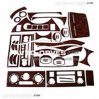 Накладки на торпеду декоративные Peugeot Partner Tepee 2008-2015