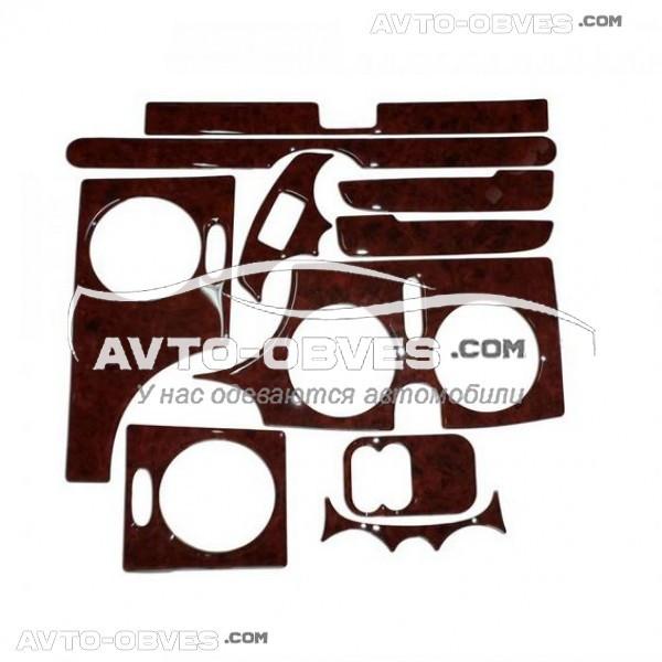 Декоративные наклейки на панель приборов Renault Kangoo 2002-2007