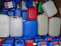 Покупаем канистры пластиковые бу