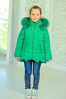 Куртка «Бант», зеленый Рост:122-152см, фото 1