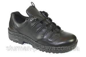 Ботинки кожаные полицейские женские Leder ( Baltes) Германия - 24 см