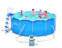 Каркасный бассейн Bestway 56414 (56259) (366x122см)