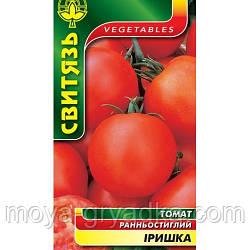 """Насіння томатів Іришка 0,1г ТМ""""Свитязь"""""""