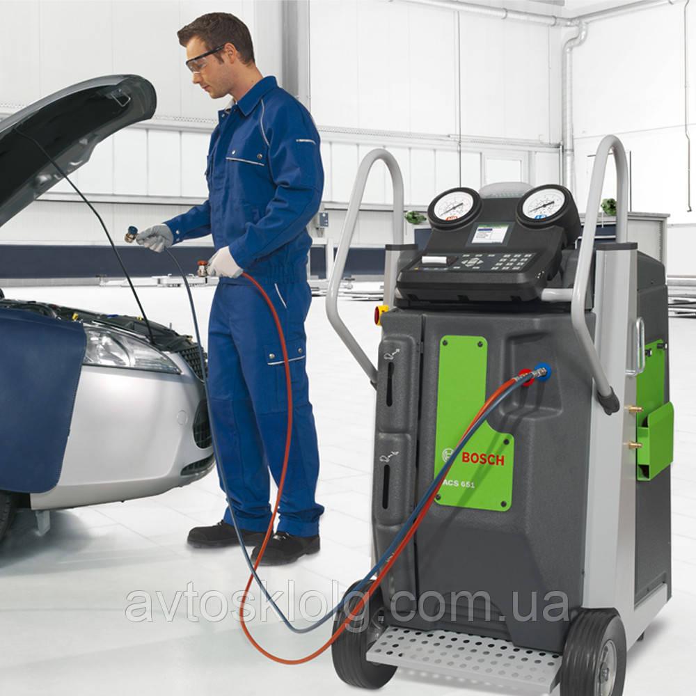 Дозаправка кондиціонерів та холодильного обладнання