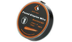 """Намотка 10ft GeekVape Fused Clapton (24GAx2+32GA) 3 МЕТРА - Интернет-магазин """"VIV-ATOM""""  в Житомирской области"""