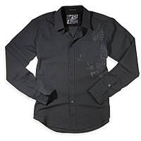 Рубаха FOX Stones L/S Woven Carbon, S