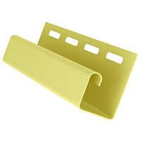 J-профиль Grand Line желтый