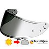 Самозатемняющийся визор для шлема Shoei NXR, RYD, X-Spirit III CWR-1 photochomic