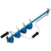 Тонар,Ледобур Барнаульский двуручный ЛР-150Д, оригинал, отличный подарок для зимней рыбалки, диаметр