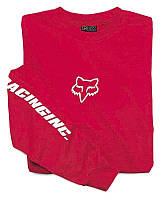 Толстовка FOX Forever Fox Head Crew Fleece Red, XL