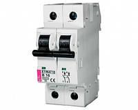 Автоматический выключатель ETIMAT 10  2p C 2А (10 kA)