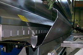 Услуги гибки и рубки листового металла