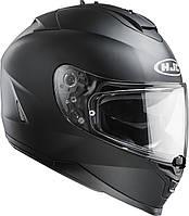 Шлем HJC IS17 черный матовый, M