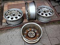 Литой диск Audi. Оригинальный колесный диск для Ауди. Германия. ET49. Продам диски литые R15 по доступной цене, фото 1