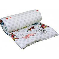 Одеяло детское силиконовое Руно Cat 140x105 см