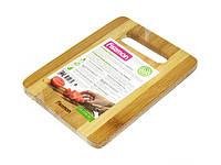Доска разделочная Fissman бамбук 20х15х1,2 см (CB-8780.20)