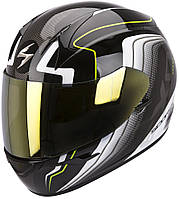 "ШЛЕМ Scorpion EXO-410 AIR ALTUS Black\white ""L"", арт. 41-170-55"