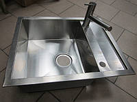 Кухонная мойка с нержавеющей стали ZORG X-6050