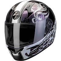 """ШЛЕМ Scorpion EXO-410 AIR SPRINTER Black Chameleon """"M"""", арт.41-130-38, арт. 41-130-38"""