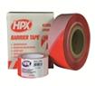 Барьерная лента 70mm x 500m, белый/красный (HPX)