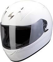 """Шлем Scorpion EXO-410 AIR White """"L"""", арт.41-100-05, арт. 41-100-05"""