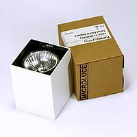 Microluce Twist Quadro bianco