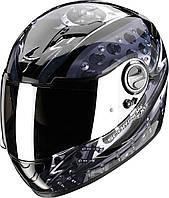 "ШЛЕМ Scorpion EXO-500 AIR ROBOTIC Black\Silver ""L"", арт.50-104-04, арт. 50-104-04"