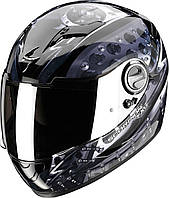 "ШЛЕМ Scorpion EXO-500 AIR ROBOTIC Black\Silver ""XL"", арт.50-104-04, арт. 50-104-04"