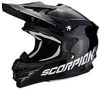 Шлем внедорожный Scorpion VX-15 EVO Air черный, S
