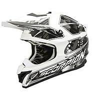Шлем внедорожный Scorpion VX-15 EVO Air Magma black/white, M