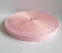 Киперная лента 15 мм № 133 розовый