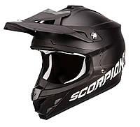 Шлем внедорожный Scorpion VX-15 EVO Air черный мат, L